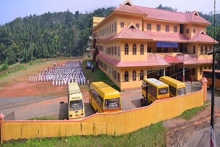 St Annes English Medium Public School-Campus Over View
