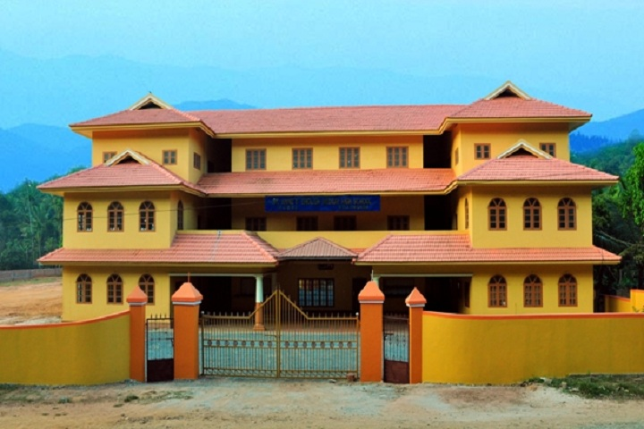 St Annes English Medium Public School-School Building