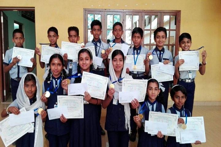 St Annes English Medium Public School-Certificate