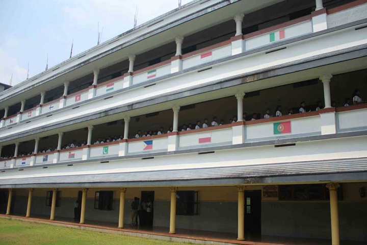 Holy Family International School-Campus Building