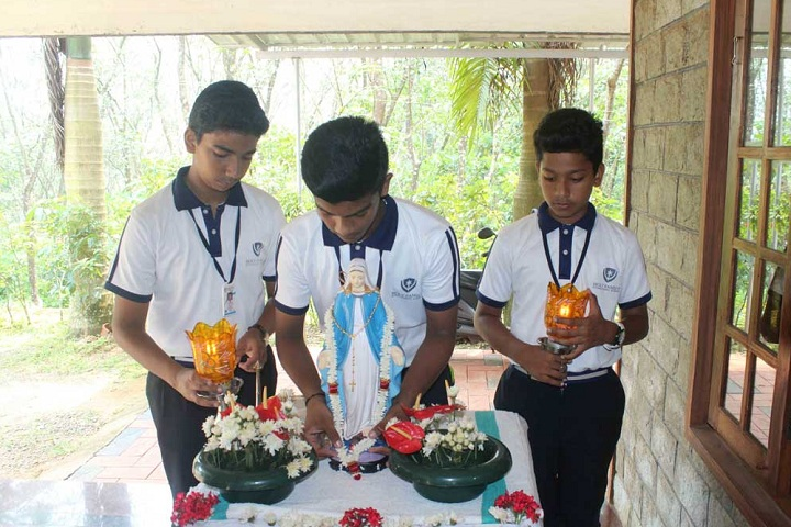 Holy Family International School-Christmas Celebration