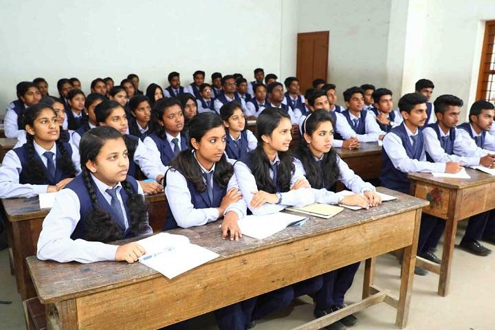 Holy Family International School-Classroom