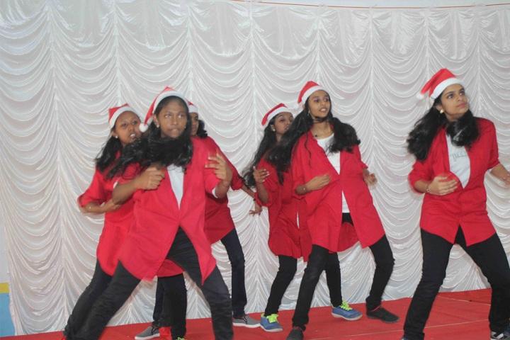 Holy Family International School-Dance