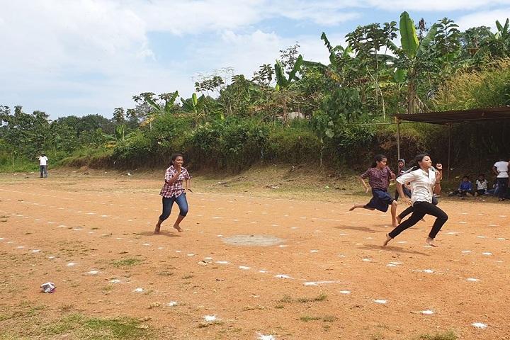 Holy Family International School-Sports