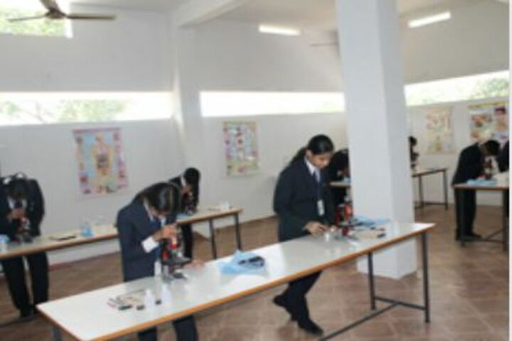 Chavara International Academy-Biological Lab