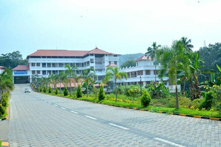 Chavara International Academy-Campus Area