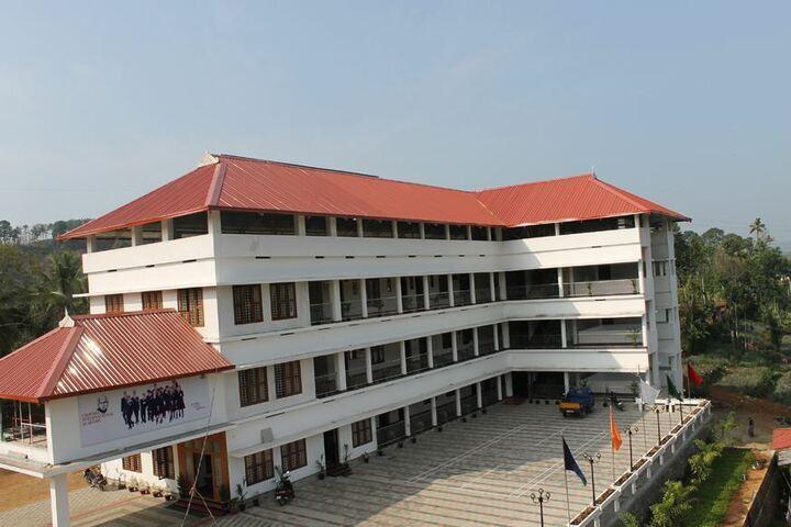 Chavara International Academy-Campus View
