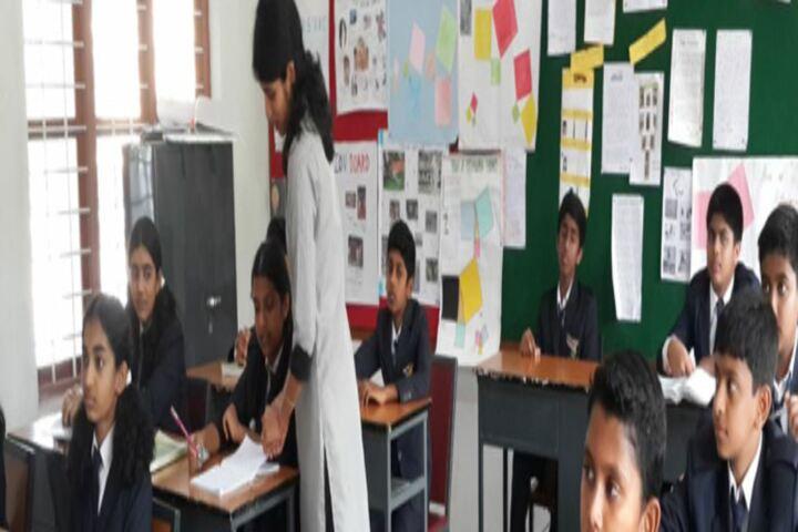 Chavara International Academy-Classroom