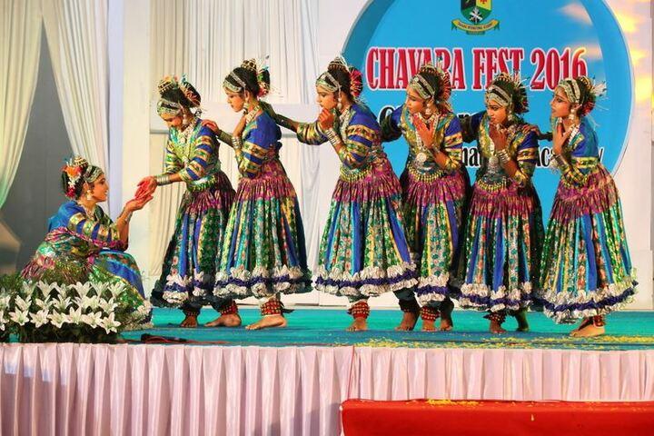 Chavara International Academy-Cultural Dance