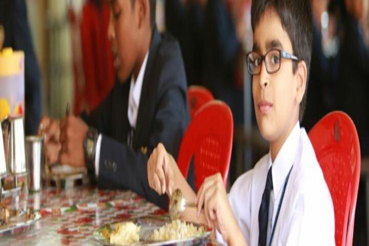 Chavara International Academy-Dining