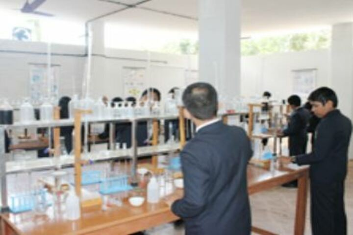 Chavara International Academy-Lab
