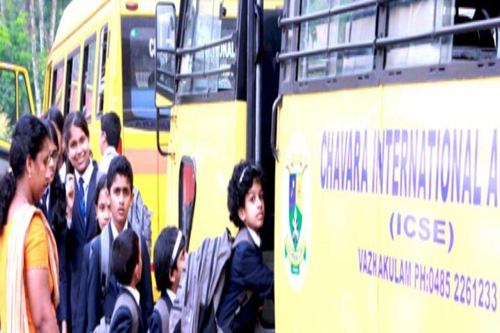 Chavara International Academy-Transport