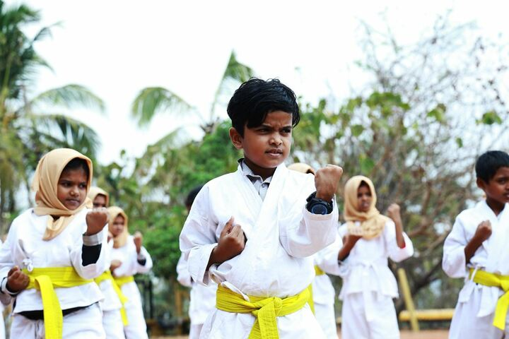 I C E T Public School-Martial Arts