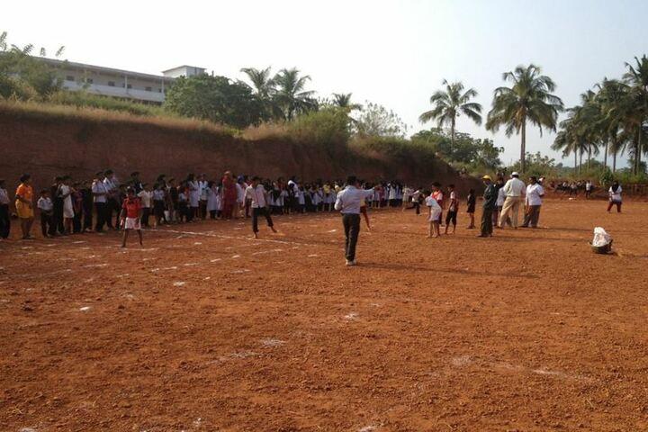 I C E T Public School-Play Ground