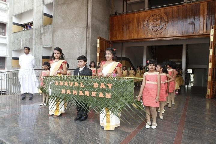 Kristu Jyoti Vidya Niketan-Annual Day Celebrations