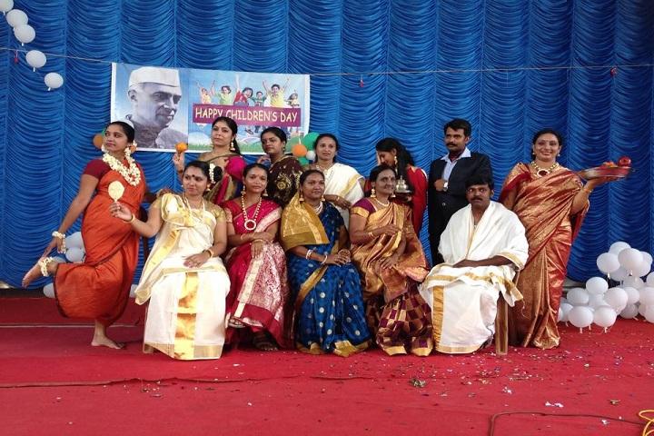 Kristu Jyoti Vidya Niketan-Childrens Day Celebrations