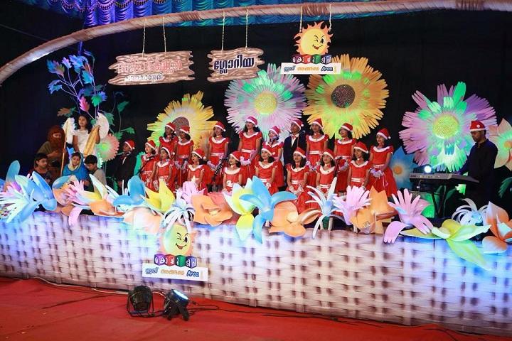 Kristu Jyoti Vidya Niketan-Christmas Celebrations