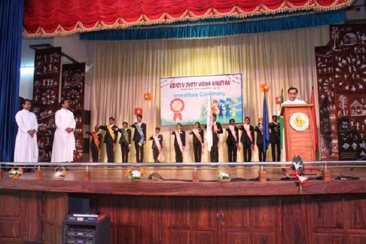 Kristu Jyoti Vidya Niketan-Class Leaders