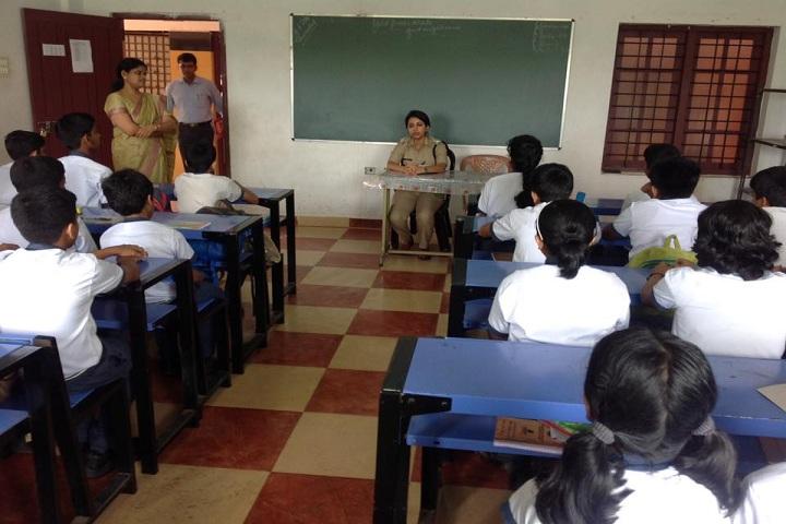 Kristu Jyoti Vidya Niketan-Classroom