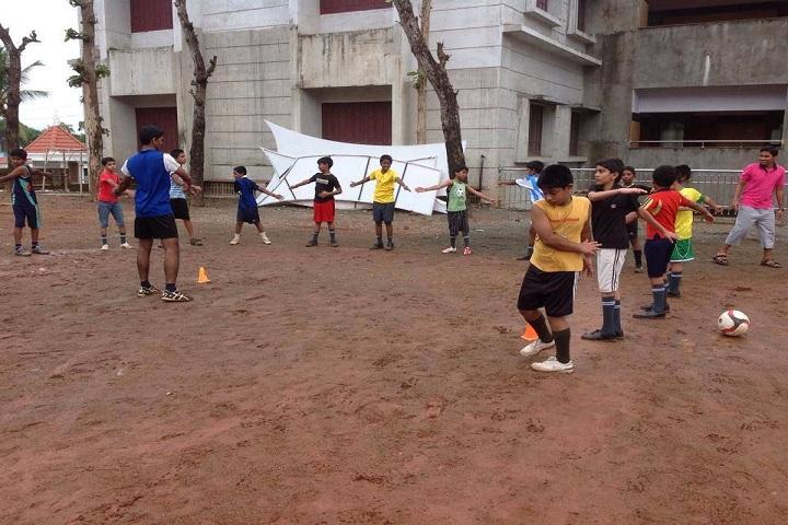 Kristu Jyoti Vidya Niketan-Play Ground