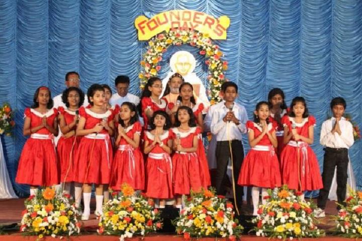 Kristu Jyoti Vidya Niketan-Singing