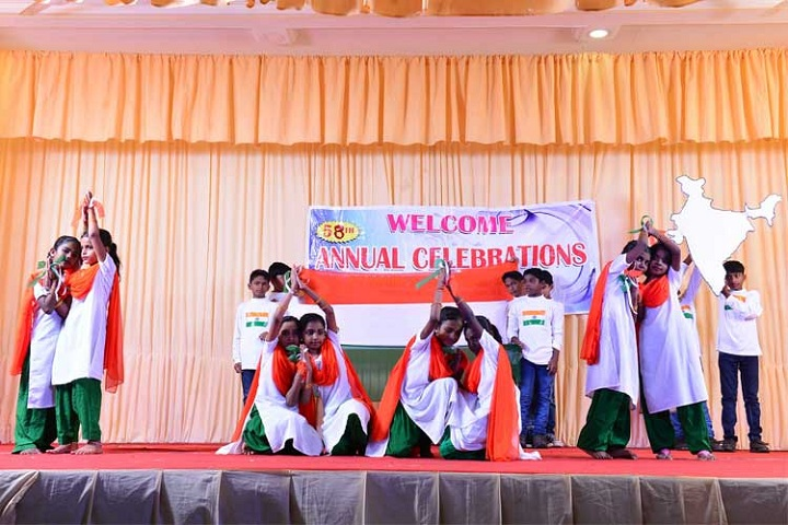 St Marys Central School-Independence Day Celebrations
