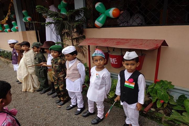 Nirmal Hrudaya E M School-Fancy Dress