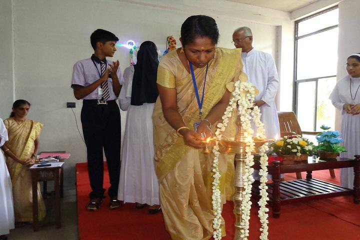 Nirmal Hrudaya E M School-Inauguration