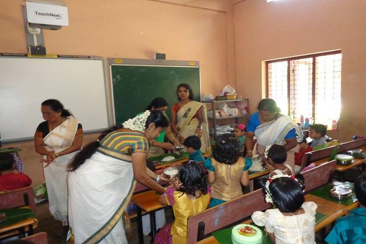 Nirmal Hrudaya E M School-Onam Celebrations