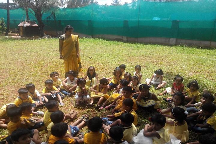 Nirmal Hrudaya E M School-Playground