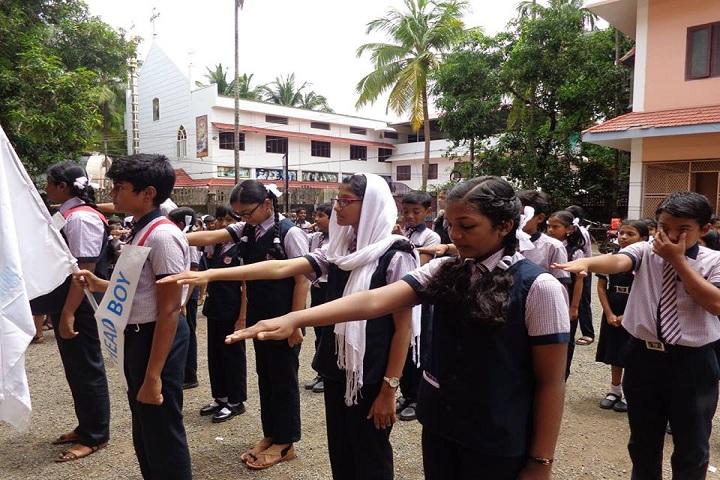 Nirmal Hrudaya E M School-Prayer