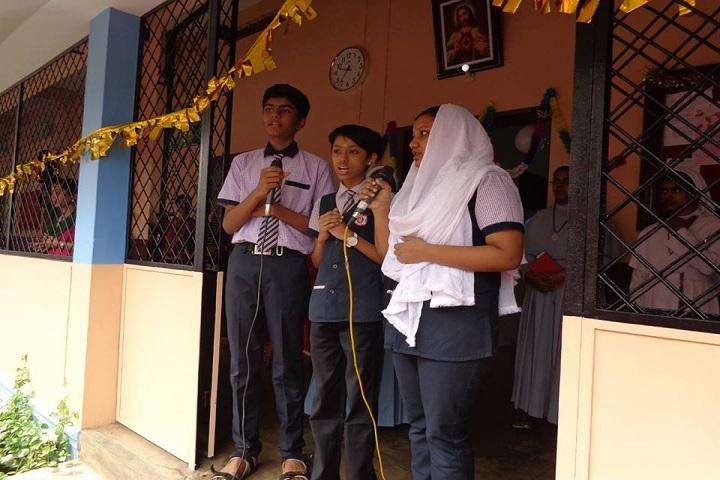 Nirmal Hrudaya E M School-Singing