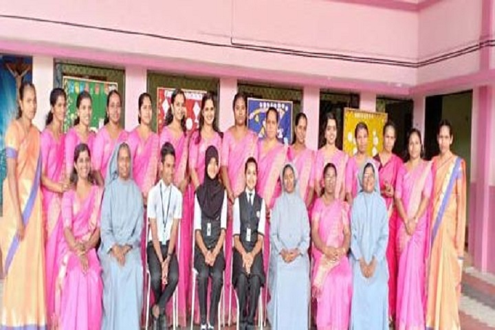 Mariam Thresia Public School-Staff