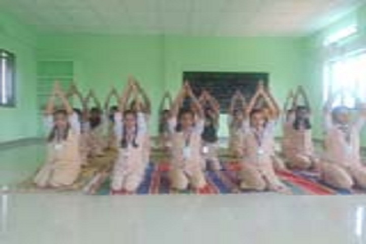 Mariam Thresia Public School-Yoga