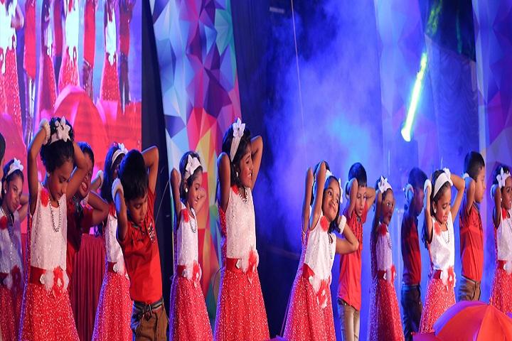 Auxilium School-Group Dances