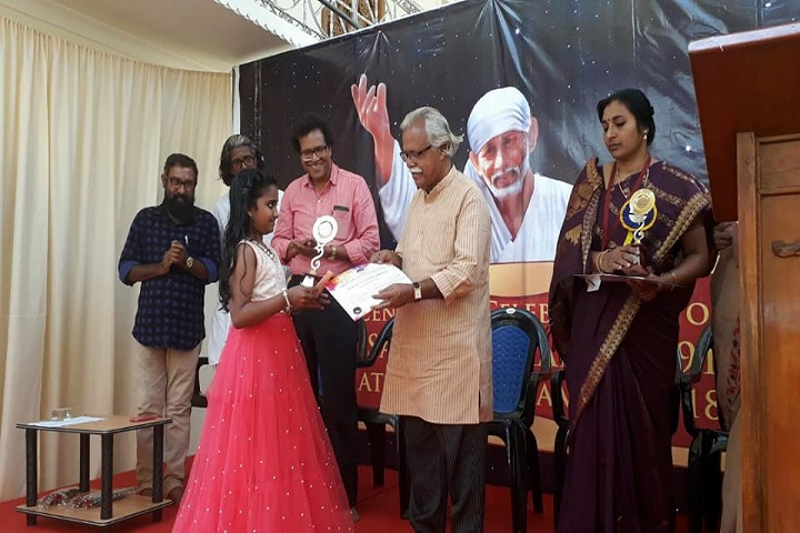 Madhuvan Sai Vidyashram School-Drawing competitions winner