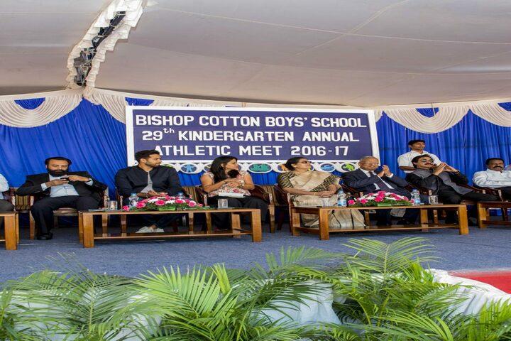 Bishop Cotton Boys School-Athletic Meet