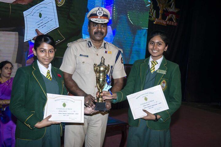 Bishop Cotton Girls School-Annual Prize Day