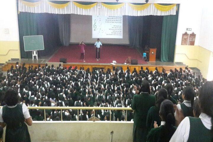 Bishop Cotton Girls School-Scripture Union