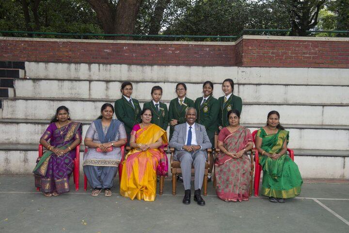 Bishop Cotton Girls School-Senior School Investiture