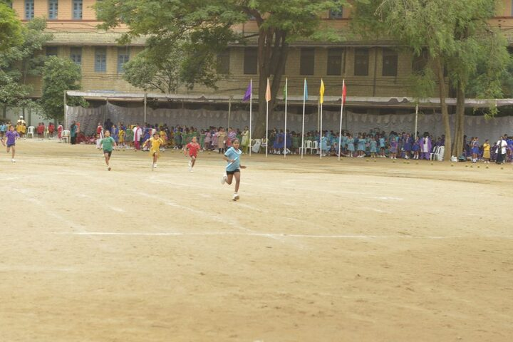 Bishop Cotton Girls School-Sports Day