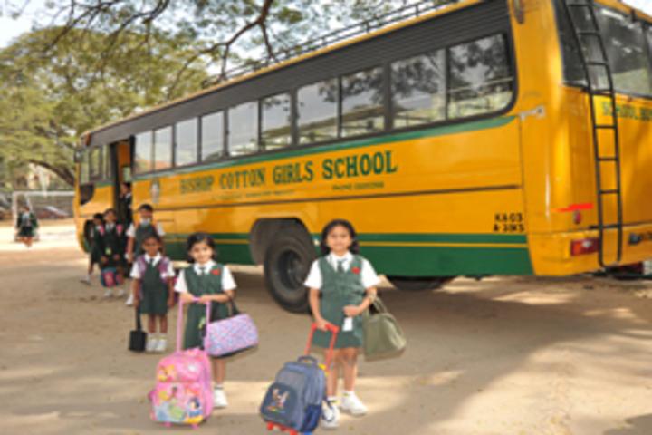 Bishop Cotton Girls School-Transport