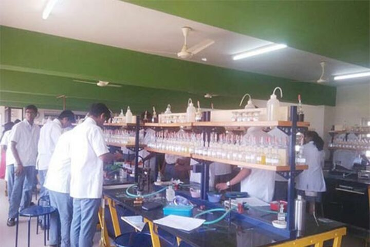 Clarence High School-Chemistry Lab