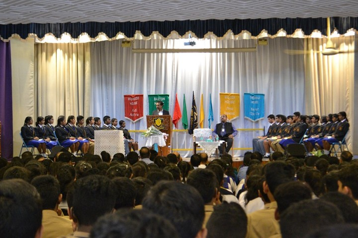 Clarence High School-Investiture Ceremony