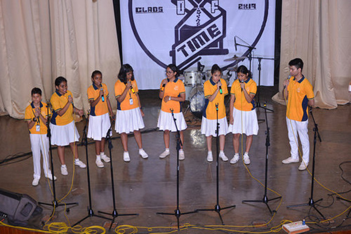 Clarence High School-Music Competition