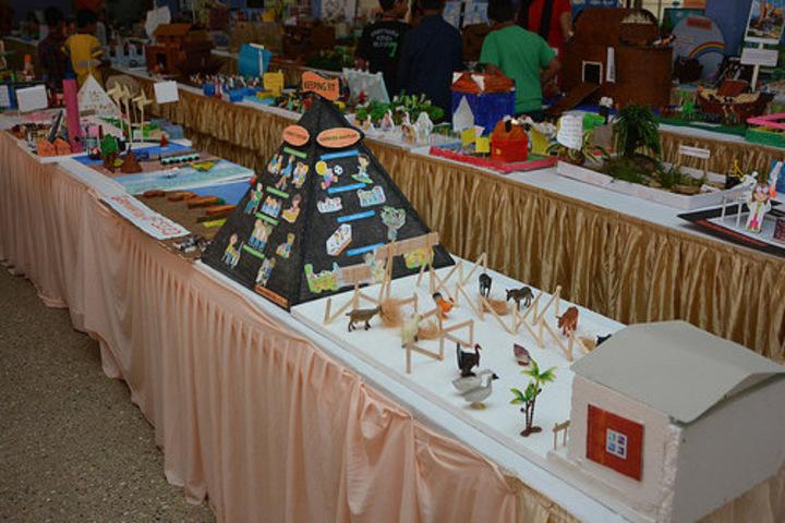 Clarence High School-School Exhibition