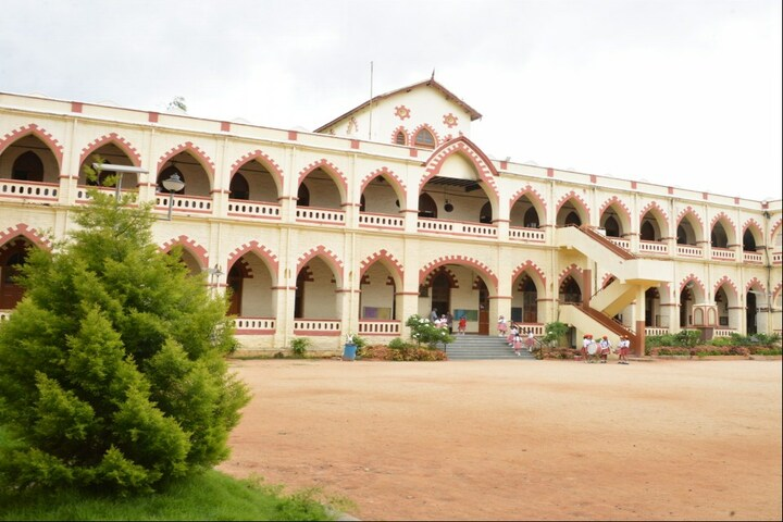 Sacred Heart Girls High School-Campus