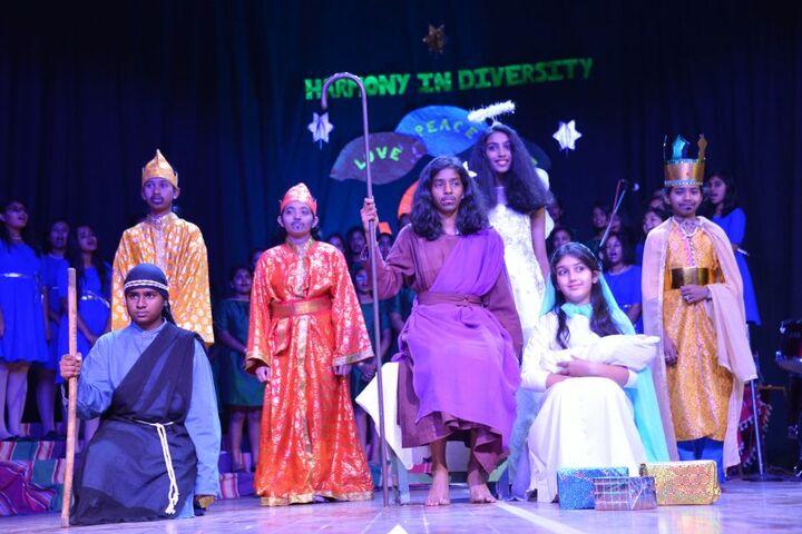 Sacred Heart Girls High School-Christmas Celebrations