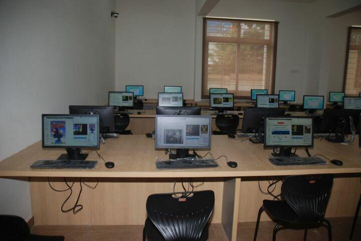 Sacred Heart Girls High School-Computer Lab