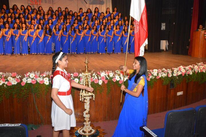 Sacred Heart Girls High School-Group Singing